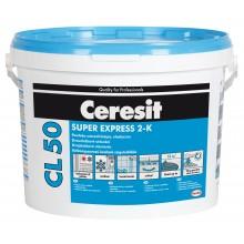 CERESIT CL 50 hydroizolácia 12,5kg, dvojzložková
