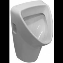 JIKA LIVO ANTIVANDAL urinál 360x330x575mm, odsávací, s radarovým senzorom, biela 8.4020.0.000.489.1