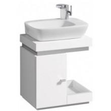 KERAMAG SILK skrinka pod umývatko 40x44cm biela lesklá