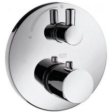HANSGROHE AXOR UNO 2 termostat pod omietku s uzatváracím ventilom chróm
