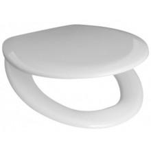 EASY WC sedátko s poklopom 370x440mm termoplastové, biela 8.9327.1.000.063.7