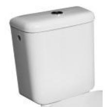 JIKA ZETA nádržka keramická s armatúrou Dual Flush, bočné napúšťanie, biela