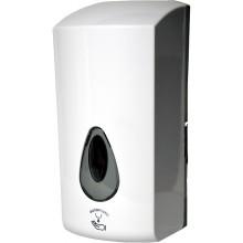 SANELA SLDN 08E dávkovač 140x145x245mm, na mydlo a gélovú dezinfekciu, automatický, 1l, biela