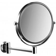 CONCEPT 200 NEW kozmetické zrkadielko 200mm, nástenné, okrúhle, 1 rameno, trojnásobné zväčšenie, chróm
