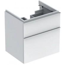 GEBERIT ICON skrinka pod umývadlo 890x477x620mm, závesná, biela lesk