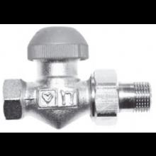 """HERZ TS-90 termostatický ventil 3/8"""" priamy,závitový"""