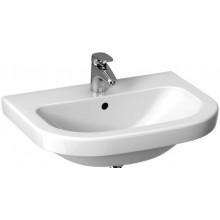 DEEP BY JIKA umývadlo 500x410x180mm, s otvorom, biela