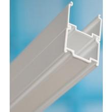RAVAK BLNPS nastavovací profil k sprchovacím kútom výška 1900mm bright alu E778801C1900B
