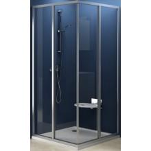 RAVAK SUPERNOVA SRV2-S 75 sprchovací kút 720x740x1850mm rohový, biela / transparent 14V30102Z1