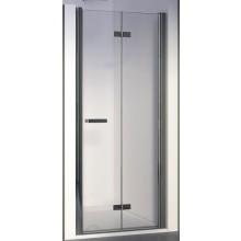 SANSWISS SWING LINE F SLF1G sprchové dvere 1200x1950mm ľavej, dvojdielne skladacie, aluchrom/číre sklo