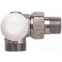 """HERZ TS-90 termostatický ventil 1/2"""" priamy, bez prednastavenia"""