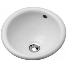 DURAVIT ARCHITEC BALI umývadlo na zabudovanie 335mm s prepadom, biela 0473340031