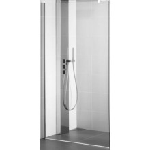 IDEAL STANDARD SYNERGY WETROOM sprchová zástena 800x2025mm silver bright/sklo
