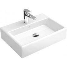 VILLEROY & BOCH MEMENTO umývadlo 600x420mm s prepadom biela Alpin CeramicPlus