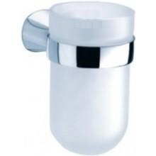 CONCEPT 100/200 nádobka k WC sade, saténové sklo