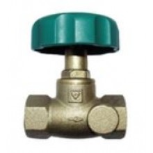 HERZ STRÖMAX-AW uzatvárací ventil DN32 priamy, s vnútorným závitom, bez vypúšťania