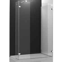 ROLTECHNIK WALK IN LINE WALK B/1200/900 sprchovací kút 1200x900x2000mm, obdĺžnikový, bezrámový, brillant/transparent