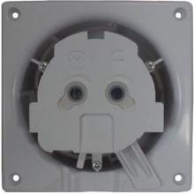 HACO AV DRIM 100 S axiálny ventilátor 120x120mm, stenový, plast