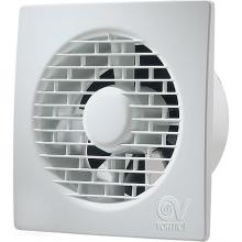 """VORTICE PUNTO FILO MF 100/4"""" ventilátor odsávací axiálny, s ultratenkou mriežkou, biela"""