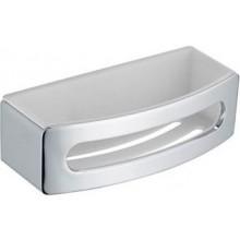KEUCO ELEGANCE košík do sprchy 239x70mm, chróm/biela