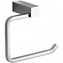 JIKA CUBITO držiak na toaletný papier 145x65x134mm bez krytu, chróm 3.8373.1.004.000.1