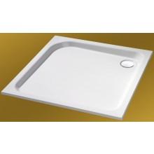 CONCEPT HÜPPE Verano sprchová vanička 900x900mm, štvorec, biela