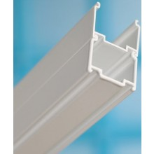 RAVAK BLNPS nastavovací profil k sprchovacím kútom výška 1900mm biela E77880111900B