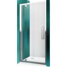 ROLTECHNIK EXCLUSIVE LINE ECDO1N/900 sprchové dvere 900x2050mm jednokrídlové na inštaláciu do niky, brillant/transparent