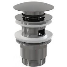 RAVAK CLICK-CLACK umývadlová pileta priemer 62mm nízka, chróm X01437