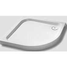 CONCEPT 100 panel k sprchovej vaničke štvrťkruh 80x80cm biely PCK 800 / R500