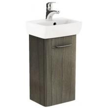KOLO NOVA PRO kúpeľňová zostava umývatko 36cm a spodná skrinka, sivý brest