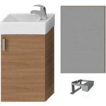 JIKA PETIT zostava nábytková 386x221x585mm, čerešňa / čerešňa 4.5351.4.175.308.1