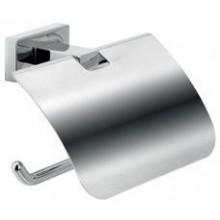 INDA LEA držiak toaletného papiera 15x6x10cm s krytom, chróm