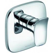 KLUDI AMBA sprchová batéria 170x170mm, podomietková, páková, vrchný diel, chróm