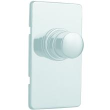 SILFRA QUIK splachovač 85x150mm pre WC, chróm