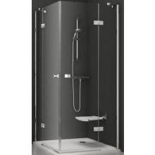 RAVAK SMARTLINE SMSRV4 90 sprchovací kút 885-897x885-897x1900mm rohový, štvordielny chróm / transparent 1SV77A00Z1