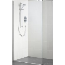 IDEAL STANDARD SYNERGY WETROOM sprchová zástena 1400x2025mm silver bright/sklo