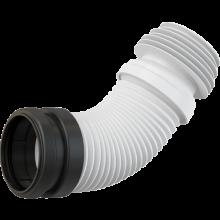 CONCEPT koleno odpadu DN90/110 flexi, polyetylén