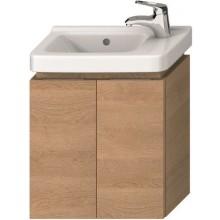 JIKA CUBITO-N skrinka pod umývadielko 440x241x480mm, s 2 dverami, dub