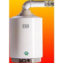 QUANTUM Q7 25 NODZ/E plynový ohrievač 95L, 2,9kW, zásobníkový, závesný, cez stenu, biela