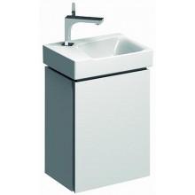 KERAMAG XENO 2 skrinka pod umývadielko 38x26,5x52,5cm biely lak, vysoký lesk