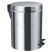 JIKA GENERIC odpadkový kôš 205x205x280mm objem 5 l, leštená nerez 3.893D.3.004.200.1