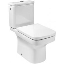 ROCA DAMA WC misa kombi 660x400mm hlboké splachovanie, vodorovný odpad, biela 7342787000