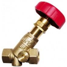 HERZ STRÖMAX-R regulačný ventil DN15 šikmý, bez meracích ventilkov