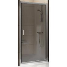 RAVAK BLIX BLDP2-120 sprchové dvere 1200x1900mm posuvné, dvojdielne bright alu/grafit