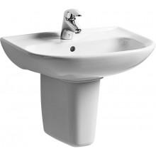 EASY umývadlo 550x420mm s otvorom biela 8.1061.2.000.104.5