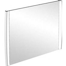 VILLEROY & BOCH AVEO NEW GENERATION kúpeľňové zrkadlo 735x65x750mm, s osvetlením, glossy white lacquer