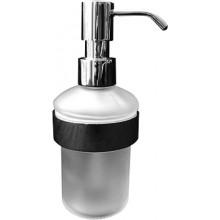 DURAVIT D-CODE zásobník na mydlo 163mm, s držiakom nástenný, chróm/sklo