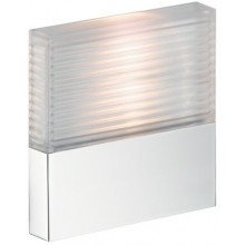 AXOR SHOWER COLLECTION modul osvetlenia 120x120mm, pod omietku, chróm / plast