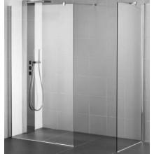IDEAL STANDARD SYNERGY sprchová zástena 800x1900mm bočná, pevná, silver bright/sklo L6400EO